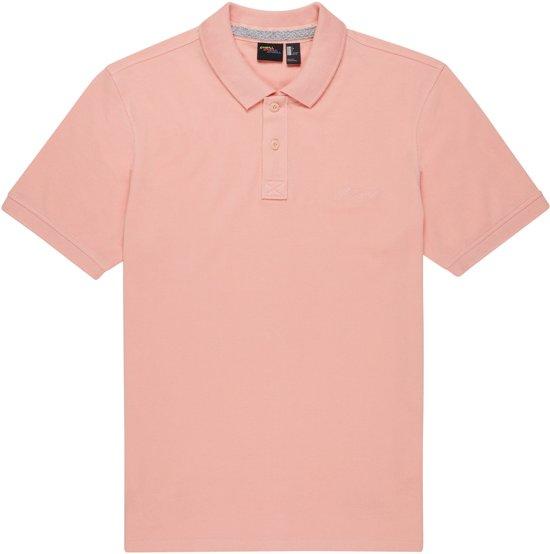 O'Neill Poloshirt - Maat XL  - Mannen - licht roze