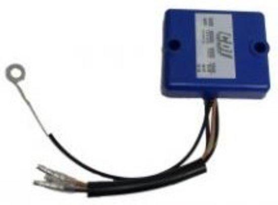 Mercury R.P.M. limiter 5.200 r.p.m. / Electric speed limit module for 30/125 pk 821889A +