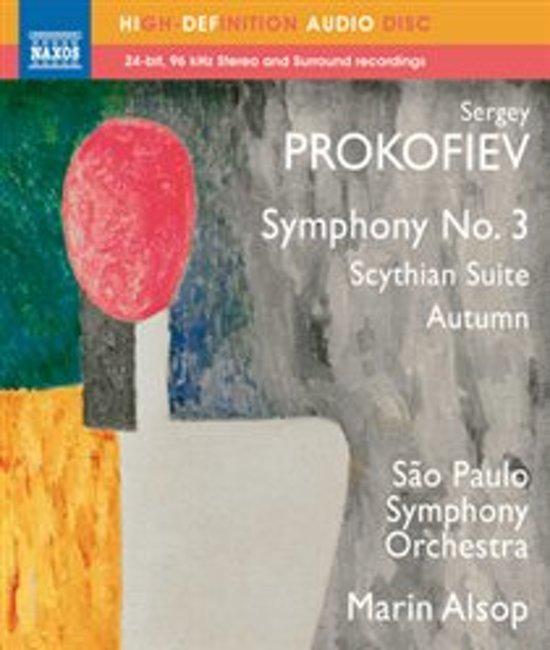 Symphony No.3/Scythian Suit/Autumn