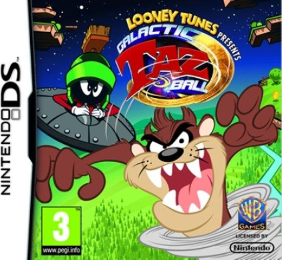 Looney Tunes Presents: Galactic Taz Ball - Nintendo DS
