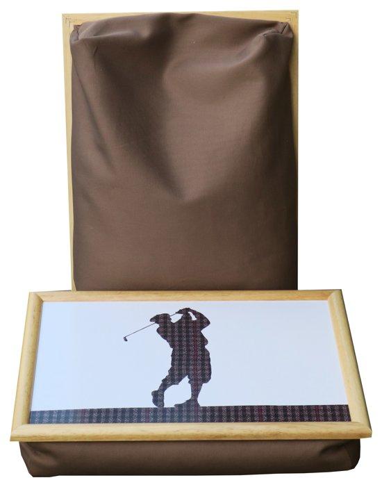 Andrew's laptray/schoottafel Golf - 41 x 31 10 cm