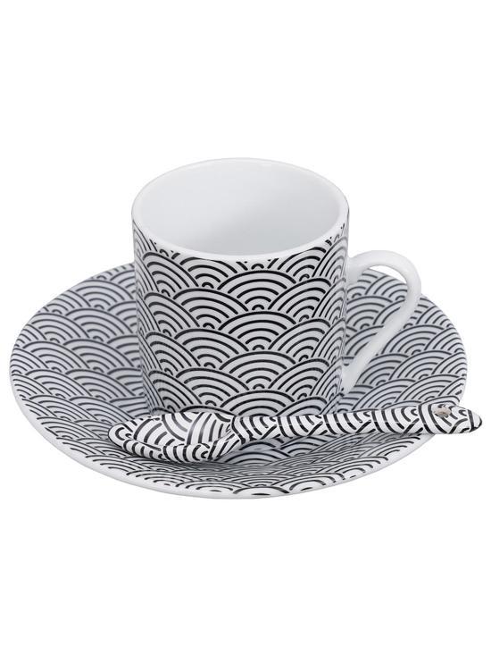 Tokyo Design Studio Nippon Black Espresso set 18-delig