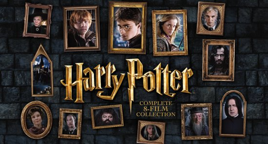 Afbeelding van Harry Potter - Complete 8-Film Collection (Blu-ray) (Special Edition)