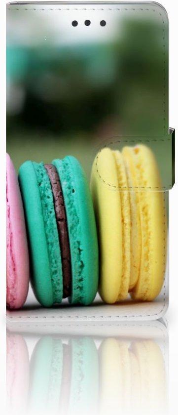 HTC U Play Boekhoesje Design Macarons
