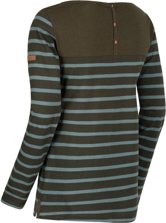 Regatta volwassenen faizah outdoorshirt groen maat S 6AwU6nr4