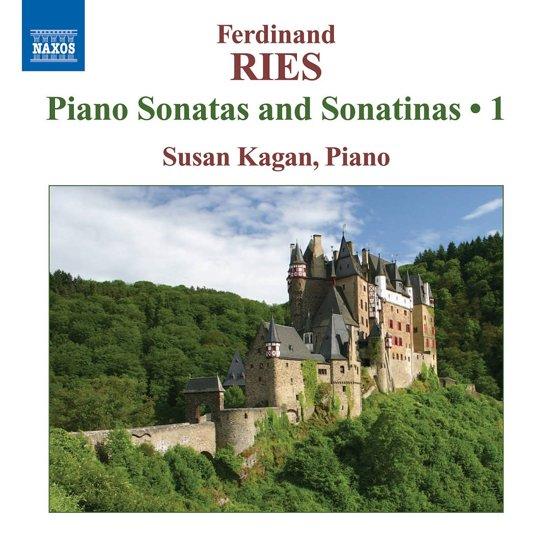 Ries: Piano Sonatas 1
