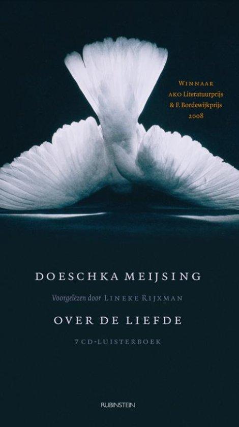 Over de liefde (luisterboek)