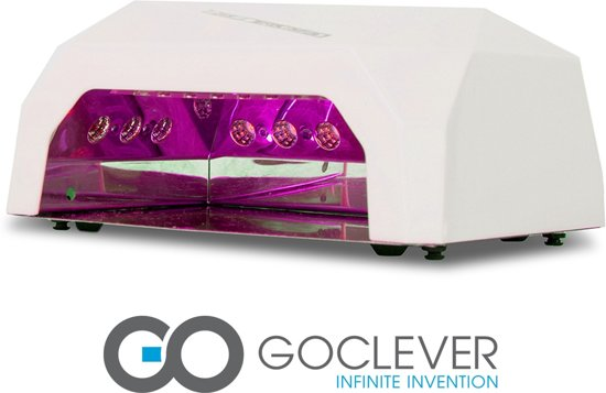 GoClever 36Watt Lamp Gel Nagels droger in Biezen