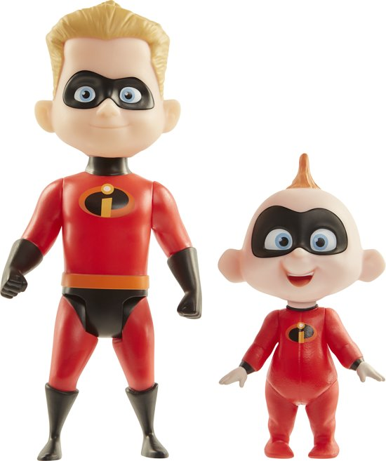 Incredibles Champion Series Figure: Dash & Jack-Jack