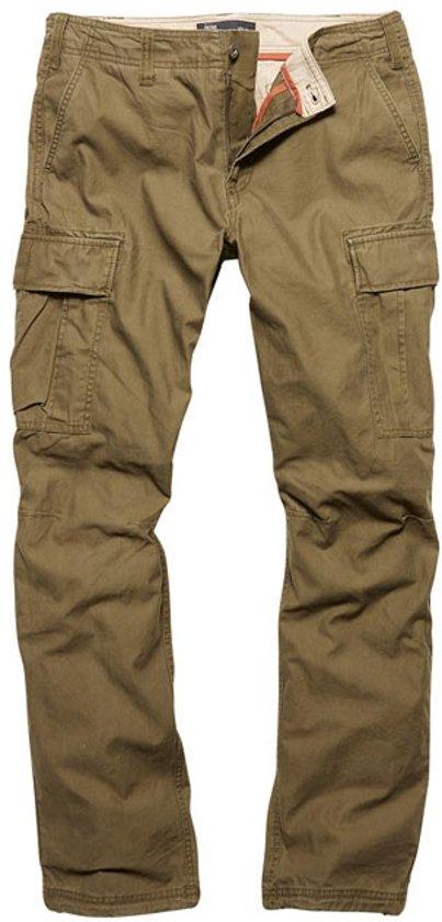Vintage Industries Reydon BDU premium pants Dark Olive