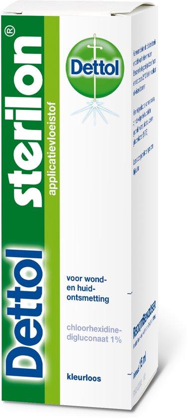 Dettol Sterilon applicatievloeistof - 15 ml