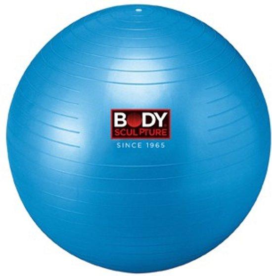Body Sculpture Fitnessbal - Gymbal - Diameter 65 cm - PVC - Blauw