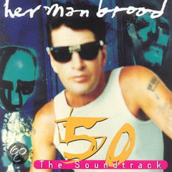 CD cover van 50 The Soundtrack van Herman Brood