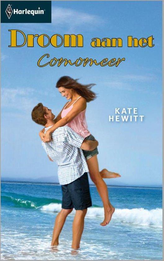 Cover van het boek 'Droom aan het Comomeer'