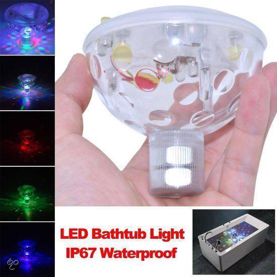 bol.com | Pool,zwembad,bad LED-verlichting disco underwater ...
