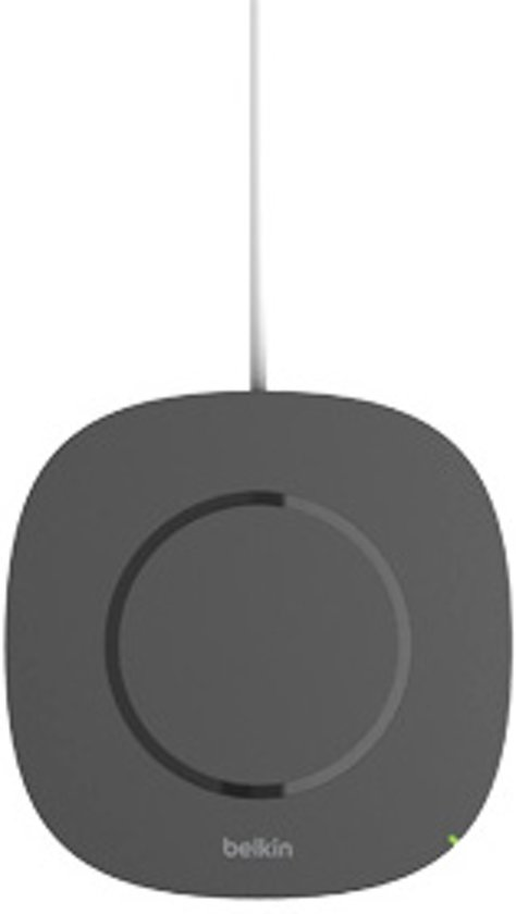 Wireless charger zacht materiaal