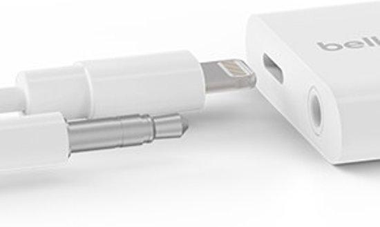 Belkin Audio & Oplaad Adapter