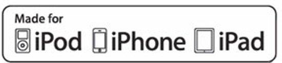 Gemaakt voor Apple