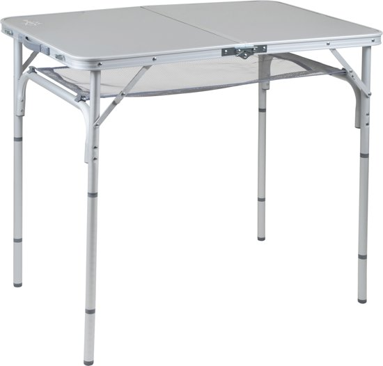 Bo Camp Aluminium Roltafel.Bo Camp Campingtafel Premium Koffermodel 90x60 Cm