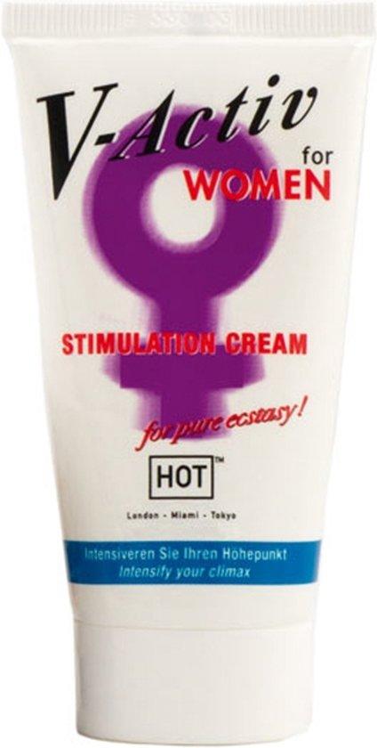 Prikkelende clitoris crème 50 ml