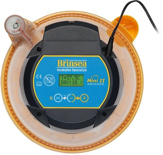 Brinsea Mini 2 ADVANCE broedmachine
