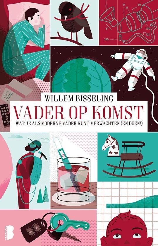 Vader op komst - Willem Bisseling