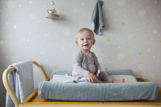 Snoozebaby speenkoord - Indigo