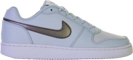 9e76f287132 Nike Wmns Ebernon Low Sneakers Dames Sneakers - Maat 36.5 - Vrouwen - grijs