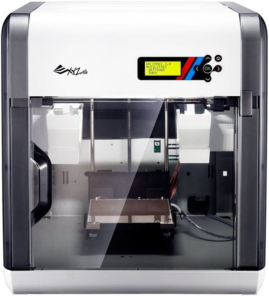 XYZ Da Vinci 2.0A Duo - 3D-printer