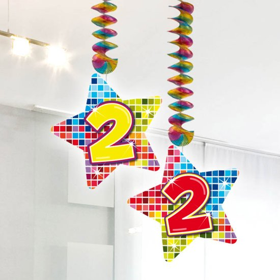 Hangdecoratie afbeelding 2 (serie blocks)