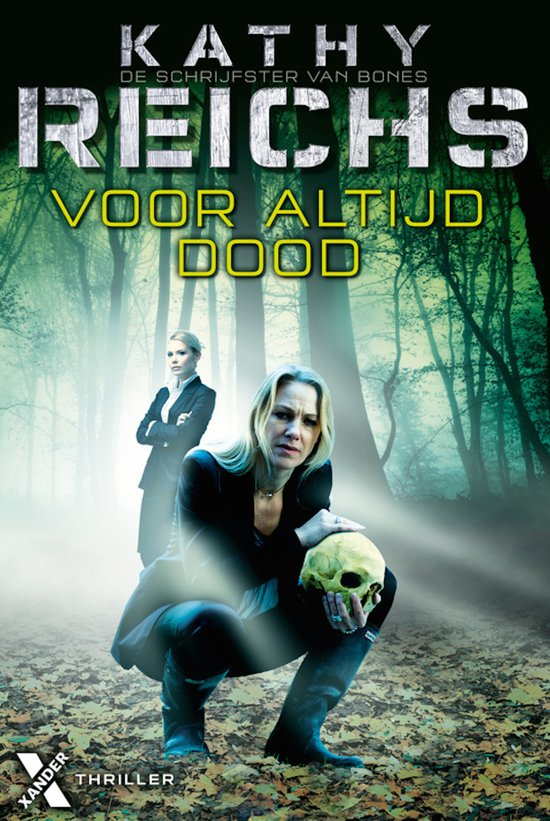Kathy-Reichs-Voor-altijd-dood