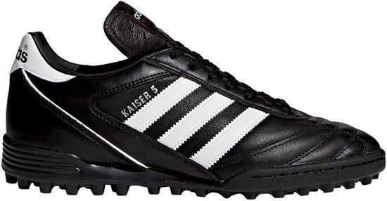 adidas Kaiser 5 Team Turf - Voetbalschoenen - Heren - 5- - Zwart