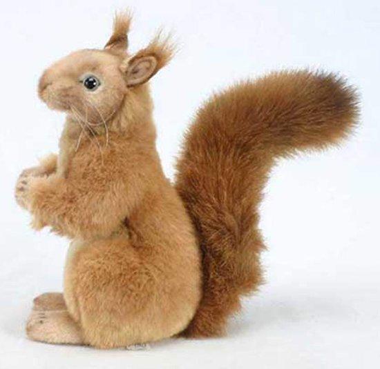 Pluche Eekhoorn, 20 cm, Hansa