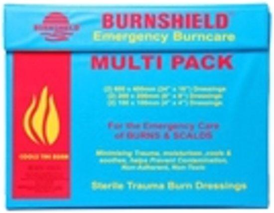 Burnshield Multi Pack brandwonden Kit