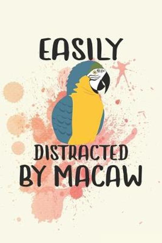 bol.com | Easily Distracted By Macaw