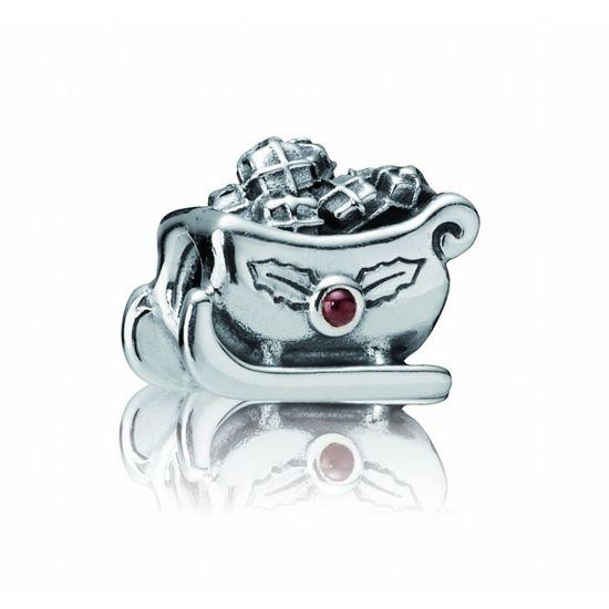 Pandora - Bedel - Moments - Arreslee - Zilveren bedel
