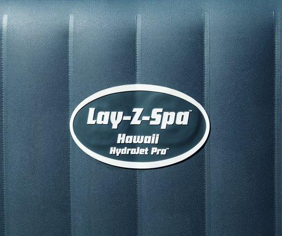 Bestway Lay-Z-Spa Hawaii HydroJet Pro 180x180x71 cm - Opblaasbare Jacuzzi