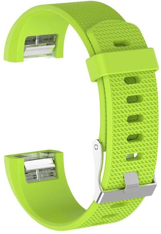 | watchbands shop.nl Siliconen bandje Fitbit