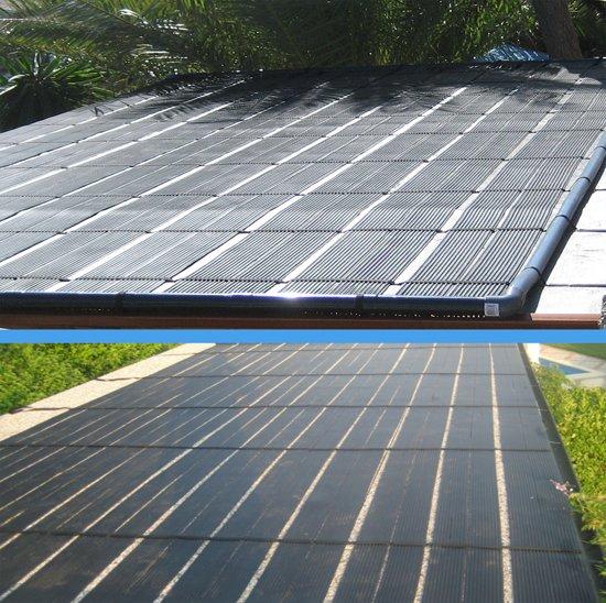 24m2 solar 3.66m x 6.54m zwembadverwarming