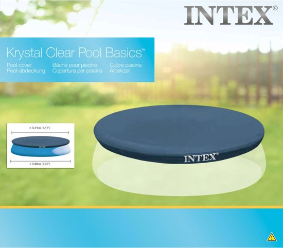 Intex Zwembadhoes rond 396 cm 28023