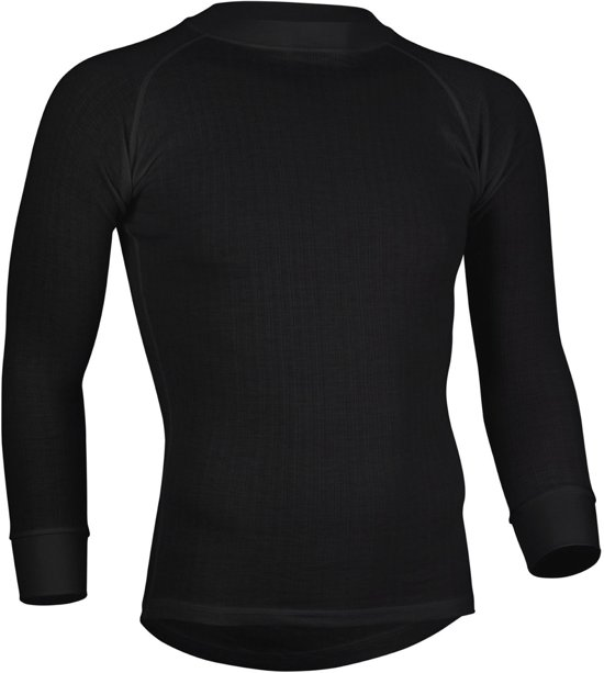 Avento Basic Thermo - Sportshirt - Heren - M - Zwart