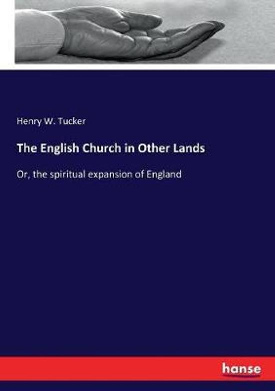 The English Church in Other Lands