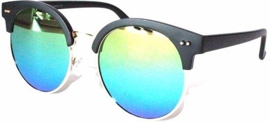 bol.com   Ronde spiegel heren zonnebril model 1398 f46ccf2d243d