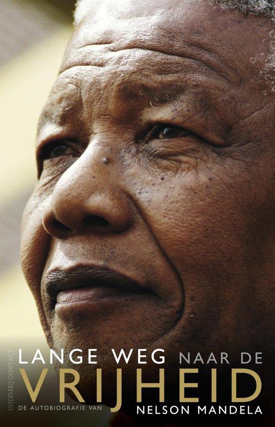Boek cover De lange weg naar de vrijheid van Nelson Mandela (Onbekend)