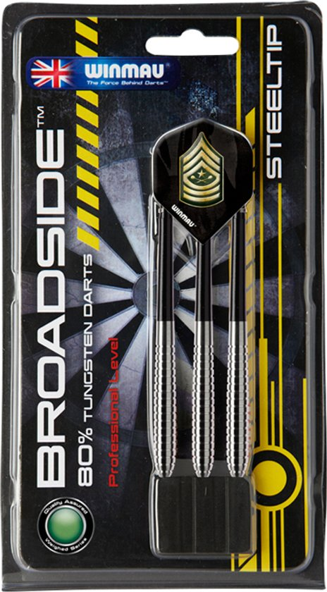 Darts Winmau Broadside 80% Tungsten 24.0 gram