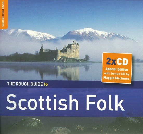 Rough Guide To Scottish Folk (Second Edition)