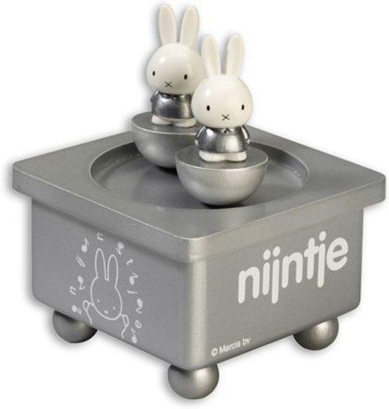 Afbeelding van Nijntje Muziekdoosje - Zilver speelgoed