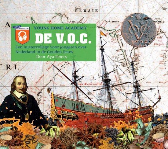 Boek cover De V.O.C. van Floor Plikaar (Onbekend)