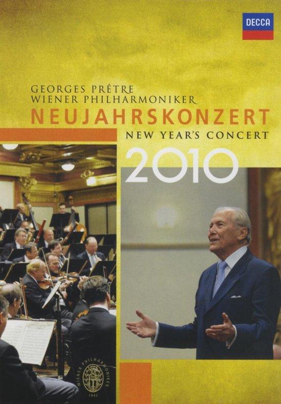 Wiener Philharmoniker, Georges Prêtre - New Year's Day Concert 2010