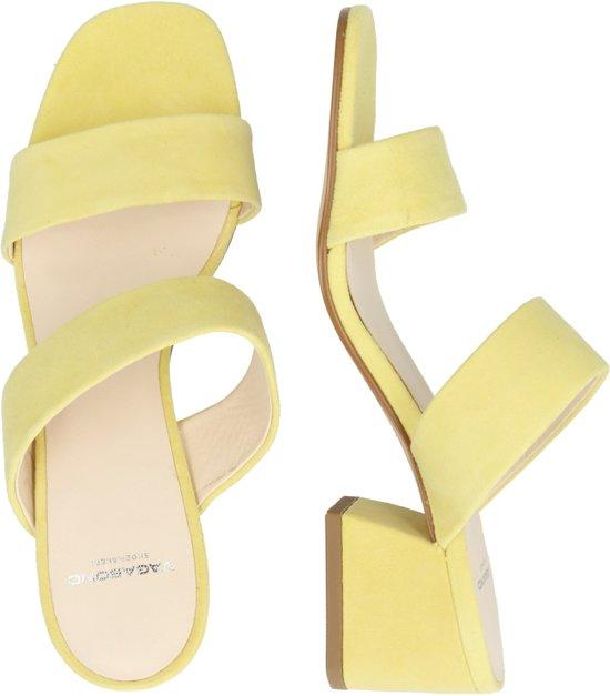 Dames Vagabond sandalen Elena citrus